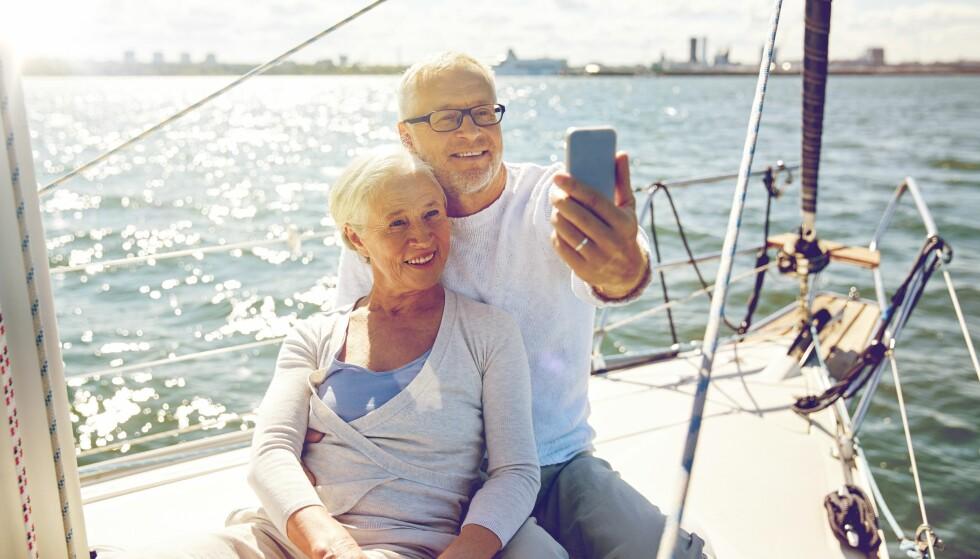 DYRERE REISEFORSIKRING: Betingelsene på mange reiseforsikringer endrer seg markant når du når godt voksen alder. Illustrasjonsfoto: Scanpix.