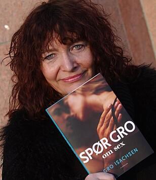 BEDRE: – For de som har gode opplevelser i bagasjen, blir ofte sex bedre ettersom årene går, mener sexolog Gro Isachsen. Foto: Klinikk Sexologen.