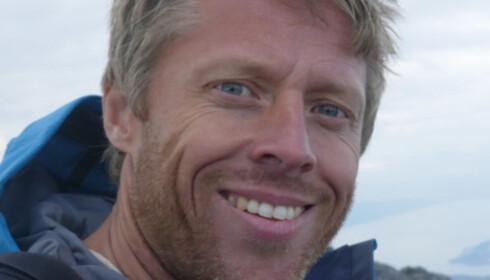 REISEGLAD: Gunnar Garfors, reisejournalist og forfatter. Foto: Privat.