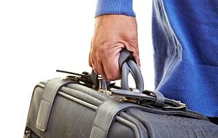 Glem bagasje-stresset på tur