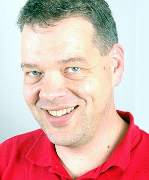 <strong>OLE IRGENS:</strong> Kommunikasjonssjef ved Tryg forsikring. Foto: Tryg.