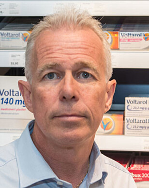 <strong>ARNE VOLL:</strong> Kommunikasjonssjef Gjensidige forsikring. Foto: Gjensidige.