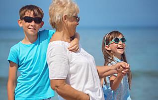 Feriere med barnebarna utenom skoleferien?