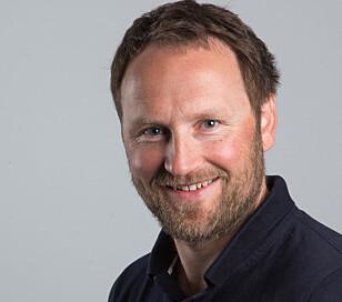 FORSKER: Bjørn Heine Strand, seniorforsker PhD ved Folkehelseinstituttet, avdeling aldring. Foto: FHI.