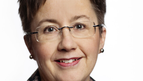 FORSKER PÅ MOBBING: Monica Martinussen, professor ved Det helsevitenskapelige fakultet ved Norges Arktiske Universitet. Foto: UIT.