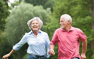 – Eldre bør slite seg ut hver dag