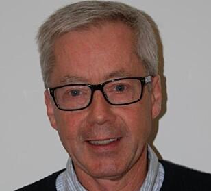 <strong>PROFESSOR:</strong> Steinar Krokstad, professor ved Fakultet for medisin og helsevitenskap ved NTNU. Foto: NTNU.