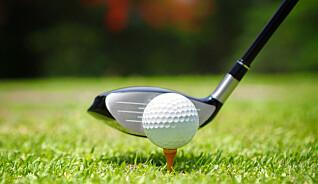 Hvis det er én treningsform voksne bør drive med, så er det golf
