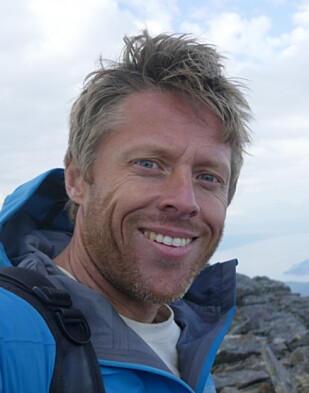 REISEVANT: Forfatter, journalist og blogger Gunnar Garfors er for tiden på reise mens han skriver bok om verdens mest eksotiske reisemål. Foto: Privat.