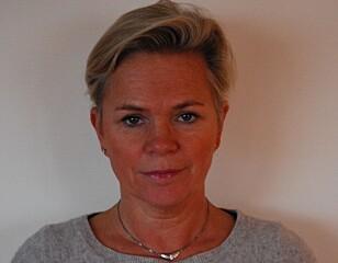 FAMILIETERAPEUT: Siv Sæveraas, familieterapeut ved Askele familieterapeuter. Foto: Privat.