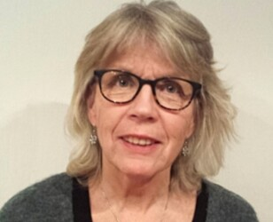 PARTERAPEUT: Kari Erøy, parterapeut ved Samtalen AS i Oslo. Foto: Privat.