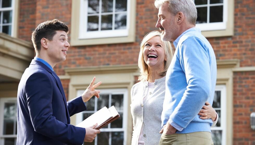 <strong>GOD INVESTERING:</strong> Kjøp av bolig i eldre alder er en god investering på sikt selv om du må ta opp mer lån, mener ekspertene. Foto: Scanpix.