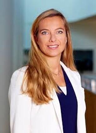 GIR PENSJONSRÅD: Marianne Frønsdal, forbrukerøkonom ved Sparebanken Vest. Foto: SPV.
