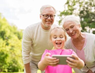 Den beste måten å spare til barnebarna på