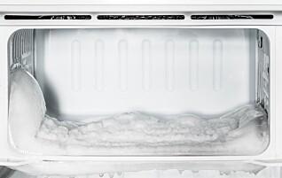 Er fryseboksen din plassert i boden?