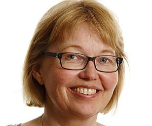 FORSKER: Hilde Risvoll, lege og spesialist i nevrologi ved Valnesfjord Helsesportsenter har forsket på bruk av kosttilskudd hos demente personer. Foto: Valnesfjord Helsesportsenter.