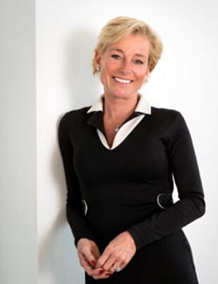 PENSJONSEKSPERT: Alexandra Plahte, leder Pensjon ved Gabler Steenberg & Plahte AS. Foto: Gabler Steenberg & Plahte AS.