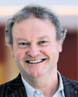 PENSJONSEKSPERT: Knut Dyre Haug, pensjonsrådgiver hos Storebrand. Foto: Storebrand.