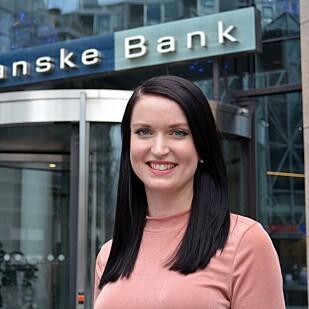 GIR RÅD: Anne Motzfeldt, forbrukerøkonom og Autorisert finansiell rådgiver ved Danske Bank. Foto: Danske Bank