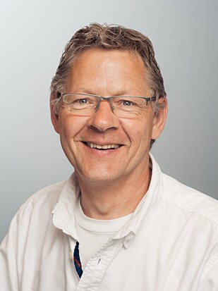 GENERALSEKRETÆR: Harald Olimb Norman ved Pensjonistforbundet. Foto: Pensjonistforbundet.