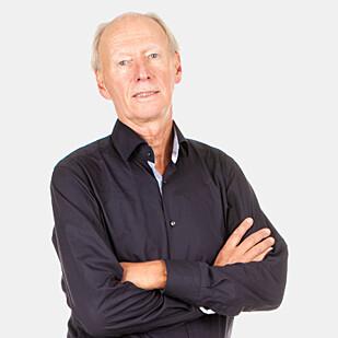 PENSJONSRÅDGIVER: Harald Engelstad, pensjonsrådgiver og sosiolog. Foto: VI OVER 60.