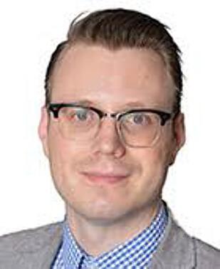 HOLDER KURS: Sivert Almvik er kommunikasjonsrådgiver ved Statens Pensjonskasse (SPK), en av flere aktører hos holder pensjonskurs. Foto: SPK.
