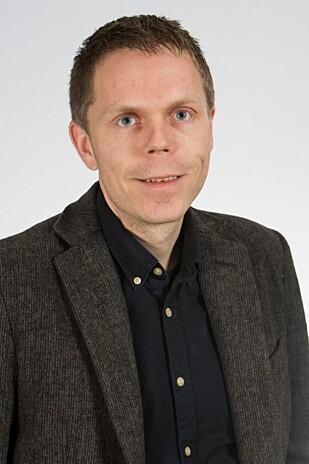 EKSPERT: Ole Christian Lien, seksjonssjef i Kunnskapsavdelingen i NAV. Foto: NAV.
