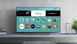 Tre enkle smart TV-er