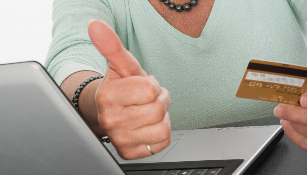 SIKKER NETTHANDEL: Ta dine forholdsregler når du skal handle på nett. Foto: Scanpix.