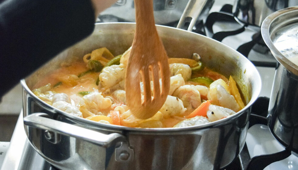 RESTER: Ideelt sett bør middagsrestene bare varmes opp én gang. Foto: Scanpix.