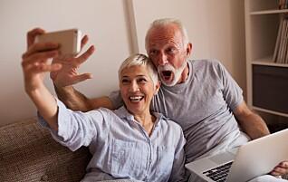 Bestemor og bestefar – ikke gå i denne Snapchat-fella!