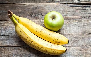 Derfor skal ikke denne frukten lagres sammen