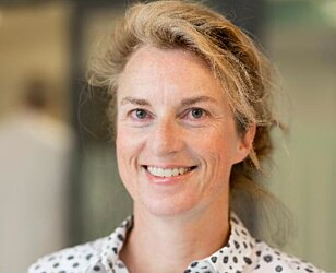 PROFESSOR: Asta Kristine Håberg ved Institutt for nevromedisin og bevegelsesvitenskap, Fakultet for medisin og helsevitenskap ved NTNU. Foto: NTNU.