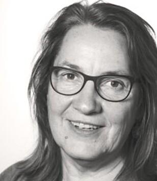 <strong>FORSKER:</strong> Lotte Hvas, lege og forfatter av boken «Overgangsalderen - Alt du trenger å vite». Foto: Privat.