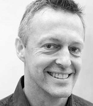 PSYKOLOG: Andreas Løes Narum. Foto: Knut Røthe