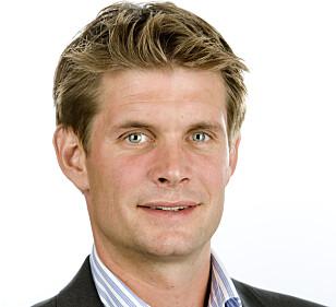 -KREVENDE Å RENGJØRE: Det sier Nicolay Bruusgaard, kommunikasjonssjef Ringens. Foto: Ringnes.