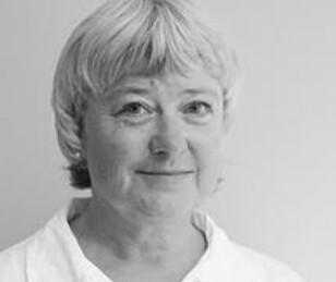 """SPILL-FORSKER: Seniorforsker ved Norut, Ellen Brox, forsker blant annet på såkalt """"gamification"""" samt treningsspill for eldre. Foto: Norut."""