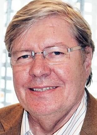 PROFESSOR: Willy Tore Mørch, professor og spesialist på barn og unges psykiske helse ved Universitetet i Tromsø. Foto: UIT.