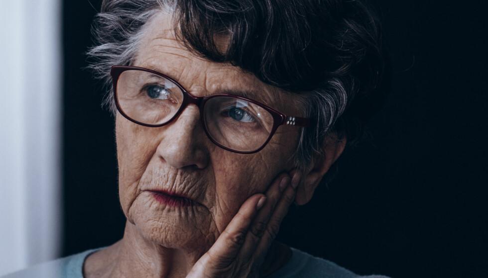 HUKOMMELSE: Joda, selv om vi vanligvis mister en del av den med alderen, kan den såvisst trenes opp! Foto: Shutterstock