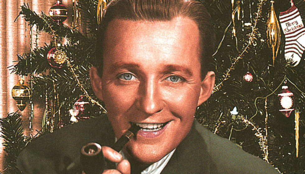 """EVIG KLASSIKER: Bing Crosby´s """"White Christmas"""" kan vi høre på igjen og igjen hvert eneste år. Ikke så rart at den er verdens mest solgte singel noensinne. Foto: MCA Records."""