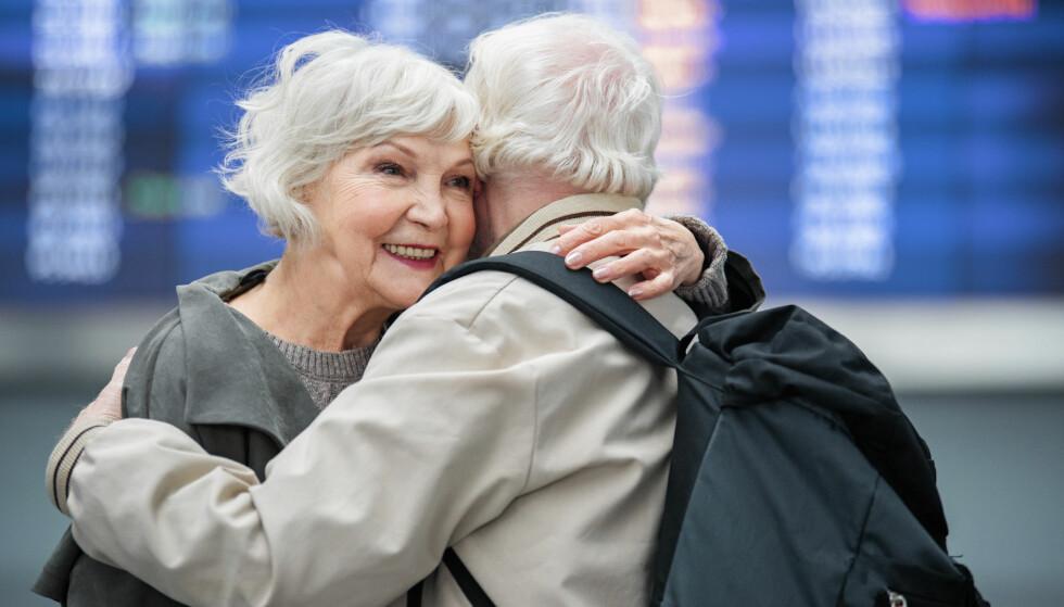 GOD ALDERDOM: Dagens pensjonister har det godt økonomisk, men oppturen vil nok ikke fortsette i veldig mange generasjoner fremover, mener økonomene. Foto: Shutterstock