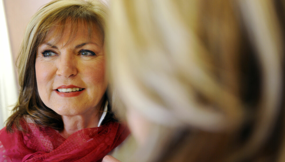 OVERGANGSALDER: Inntreffer vanligvis fra 50-årsalder, men symptomene kan henge igjen hos kvinner over 60 år også. Foto: Scanpix