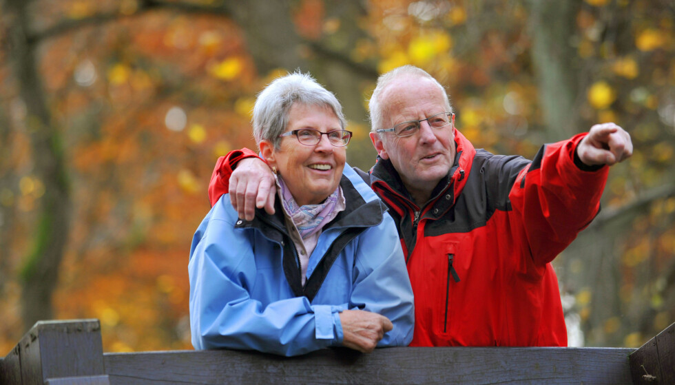 TIDLIG PENSJON: Flere og flere er lykkelige over å kunne pensjonere seg tidlig. Likevel er det noen som angrer på det. Foto: Scanpix.