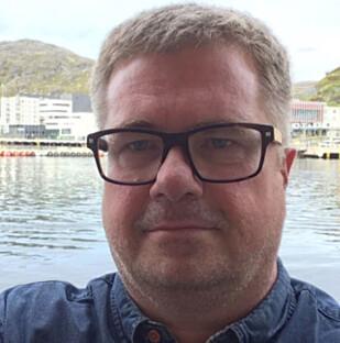 FAMILIETERAPEUT: Mads Hagebø ved Systemterapi. Foto: Privat.