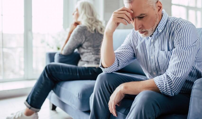 SLUTT: Når du innser at forholdet ikke kan reddes, bør du avslutte det så ryddig som mulig, råder ekspertene. Foto: Scanpix.