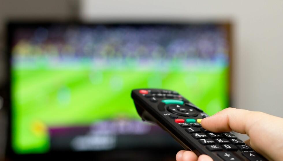 TV-LISENS: Alle som eier en fjernsynsmottaker må betale en kringkastningsavgift. Men det finnes måter å slippe unna dette. Vi forteller deg hvordan i artikkelen under. Foto: Shutterstock.