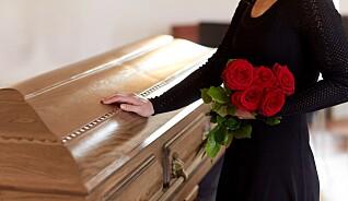 Tilfellene der NAV dekker begravelses-utgifter