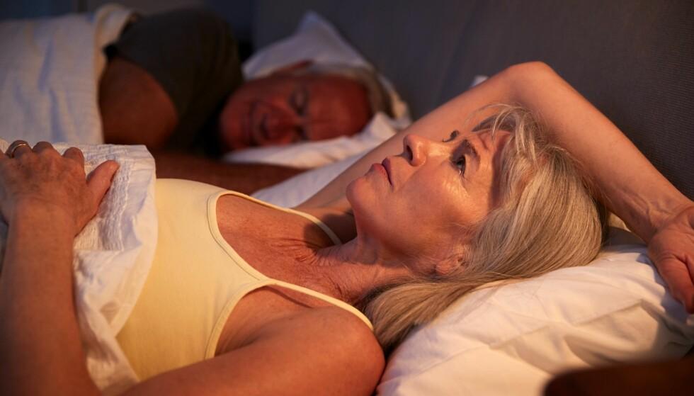 SØVNPROBLEMER: Det finnes mange ulike former for søvnproblemer, og dermed også flere behandlingsmetoder. Men felles for alle søvnproblemene er at de må forebygges med god søvnhygiene. Få tipsene i denne artikkelen. Foto: Scanpix.