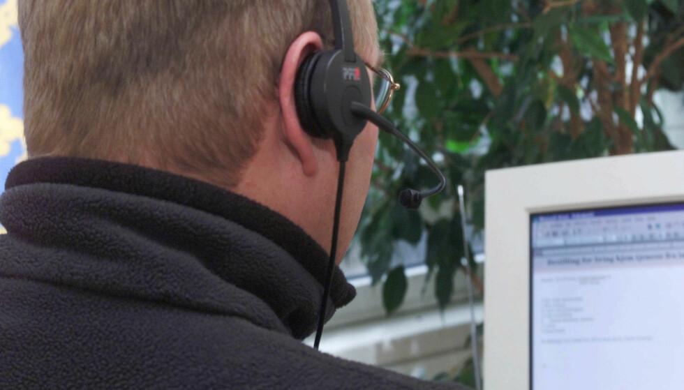 ELDRE MEST OPPRINGT: Telefonselgere ringer hyppigst til den eldre del av befolkningen, og det er nettopp telefonsalg at Forbrukertilsynet mottar mest klager om. Foto: Scanpix.