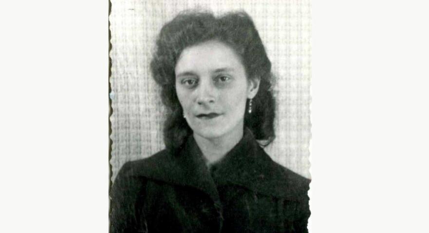 Joan Ruth Nordanger gikk bort for noen år siden med familien rundt seg. Datteren Sonja Nordanger forteller hvordan hun opplevde det. Foto: Privat